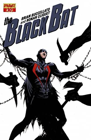 The Black Bat No.10