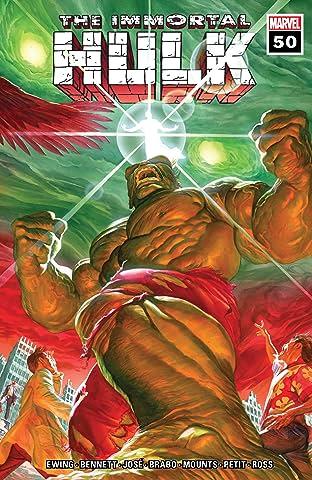 Immortal Hulk (2018-) #50