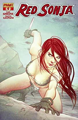 Red Sonja #9: Digital Exclusive Edition