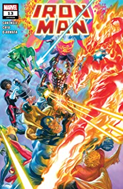 Iron Man (2020-) #13