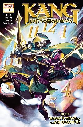 Kang The Conqueror (2021) #3 (of 5)