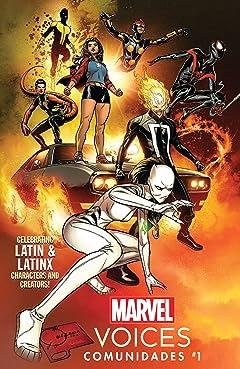 Marvel's Voices: Community (2021) #1