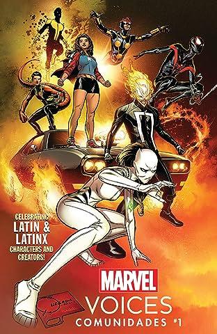 Marvel's Voices: Community No.1 (sur 1)