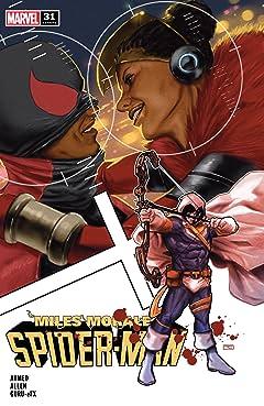 Miles Morales: Spider-man (2018-) #31