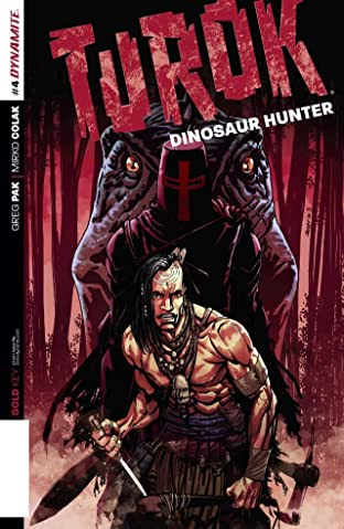 Turok: Dinosaur Hunter #4: Digital Exclusive Edition