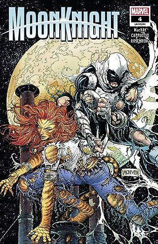 Moon Knight (2021-) #4