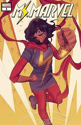 Ms. Marvel: Marvel Tales (2021) #1
