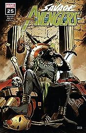 Savage Avengers (2019-) No.25