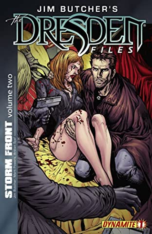 Jim Butcher's The Dresden Files: Storm Front Vol. 2 No.1