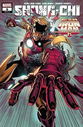 Shang-Chi (2021-) #5