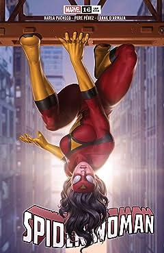 Spider-woman (2021-) #16