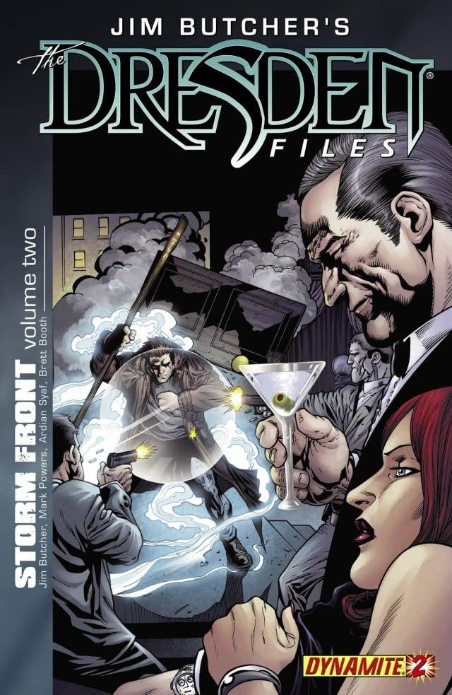 Jim Butcher's The Dresden Files: Storm Front Vol. 2 #2