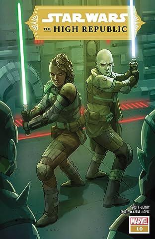 Star Wars: the High Republic (2021-) No.10