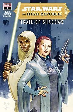 Star Wars: The High Republic - Trail of Shadows (2021-) No.1 (sur 5)