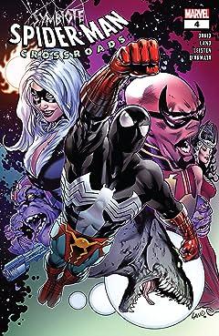 Symbiote Spider-Man: Crossroads (2021) No.4 (sur 5)