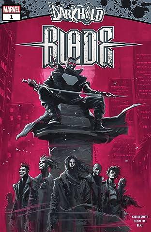 The Darkhold: Blade (2021) #1