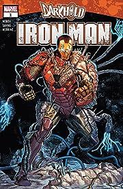 The Darkhold: Iron Man (2021) #1