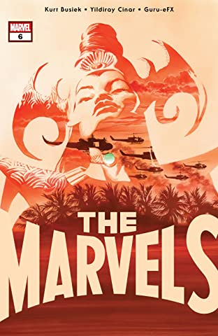 The Marvels (2021-) #6