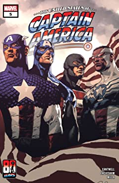 The United States of Captain America (2021) #5 (of 5)