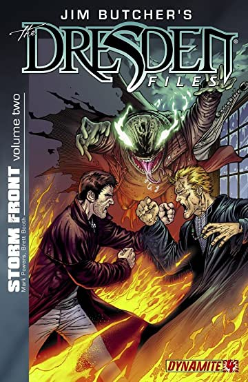 Jim Butcher's The Dresden Files: Storm Front Vol. 2 #4
