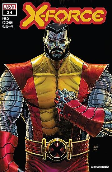 X-Force (2019-) #24