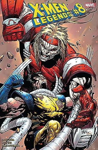 X-men Legends (2021-) #8