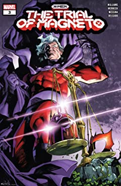 X-Men: The Trial Of Magneto (2021) #3 (of 5)