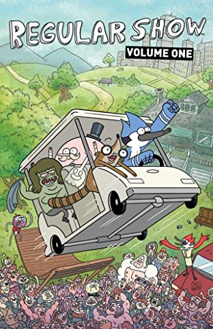 Regular Show Tome 1