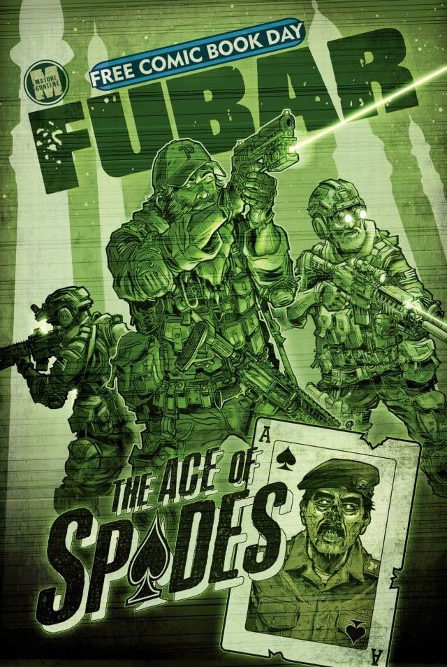 FUBAR: FCBD Edition: Aces of Spades