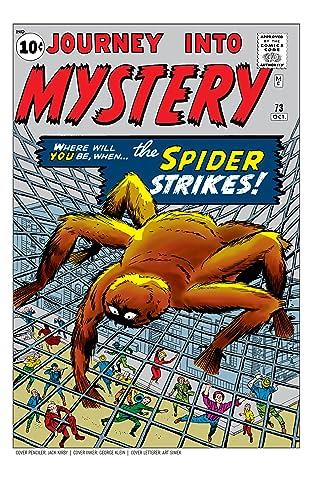 Journey Into Mystery (1952-1966) #73