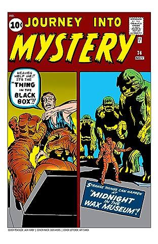Journey Into Mystery (1952-1966) #74