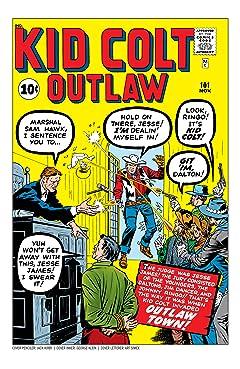 Kid Colt, Outlaw (1949) #101