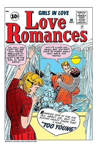Love Romances (1949-1963) #96