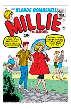Millie the Model (1945-1973) #105