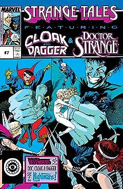 Strange Tales (1987-1988) #7