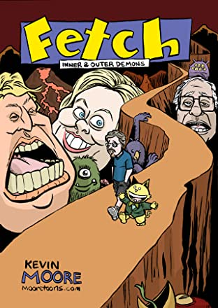 Fetch Tome 1: Inner and Outer Demons