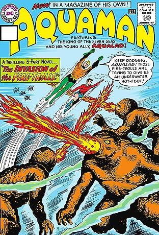Aquaman (1962-1978) No.1