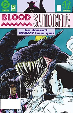 Blood Syndicate (1993-1995) #12