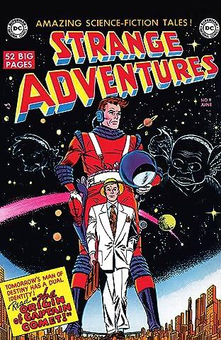 Strange Adventures (1950-1973) #9