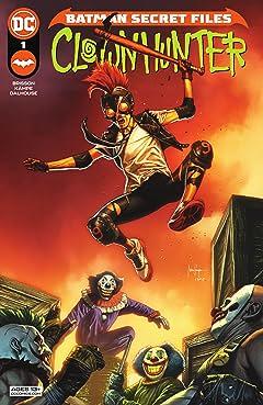 Batman Secret Files: Clownhunter (2021) No.1
