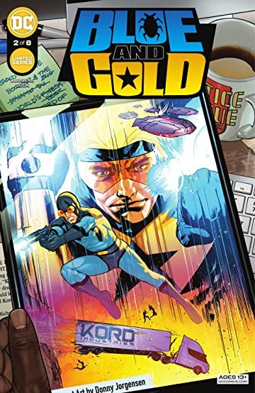 Blue & Gold (2021-) #2