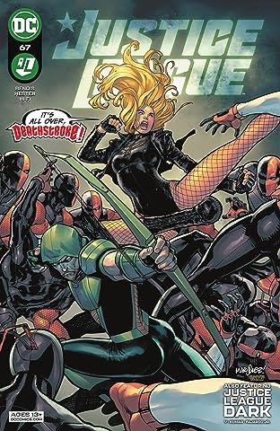 Justice League (2018-) No.67