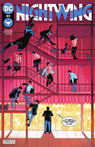 Nightwing (2016-) No.83