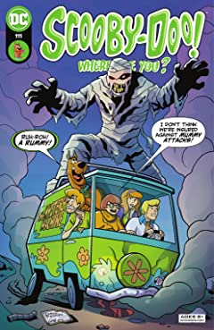 Scooby-Doo, Where Are You? (2010-) #111