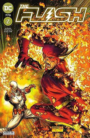 The Flash (2016-) #773