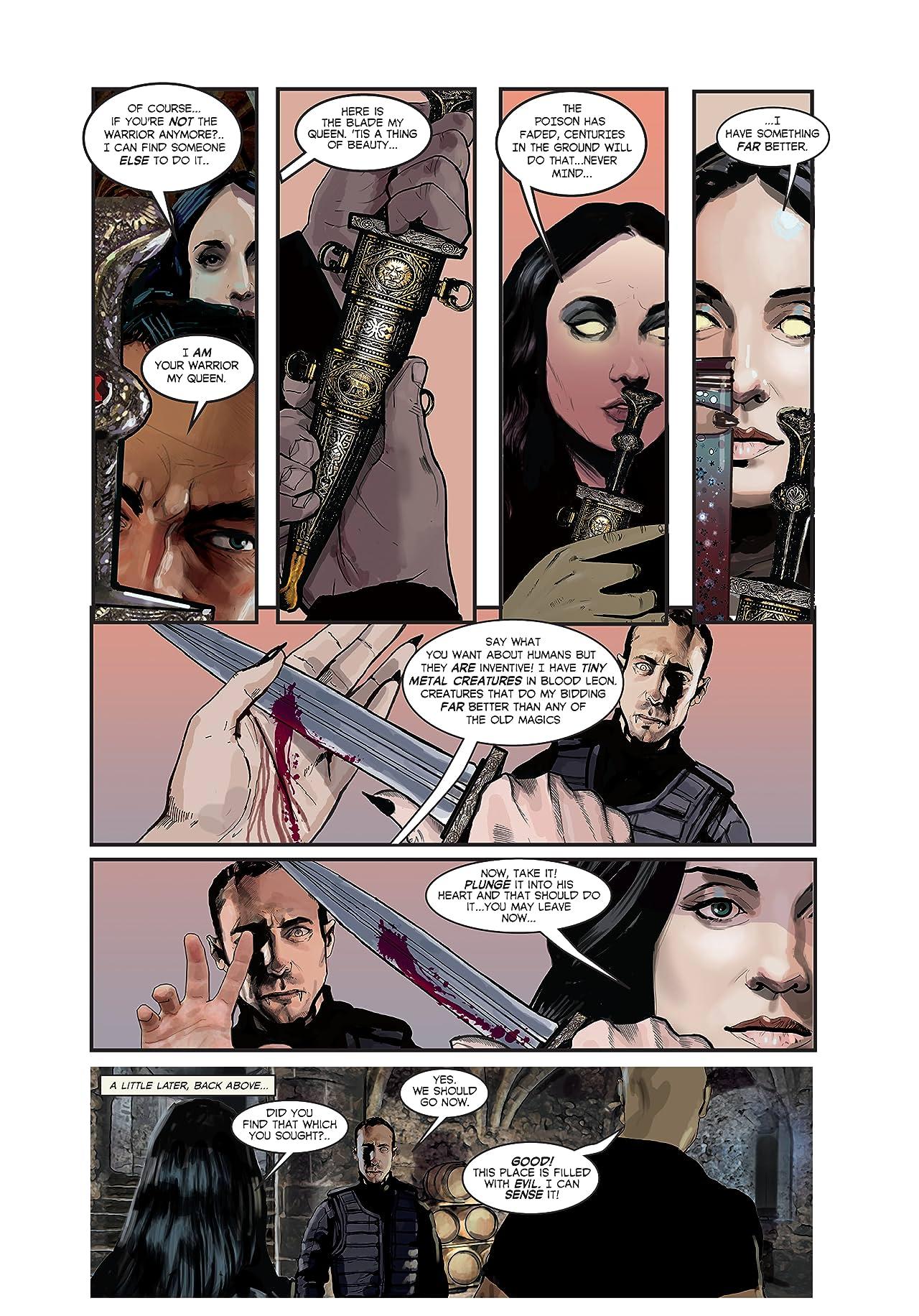 The Vampires of Lower Bennett Street #4