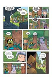 Diary of an 8-Bit Warrior Graphic Novel Vol. 2: An Ominous Threat