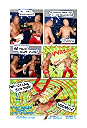 Christopher Daniels and Kazarian Wrestle AW YEAH COMICS! #1