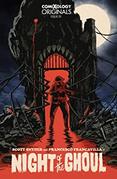 Night of the Ghoul (comiXology Originals) No.1