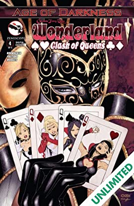 Wonderland: Clash of Queens #4 (of 5)
